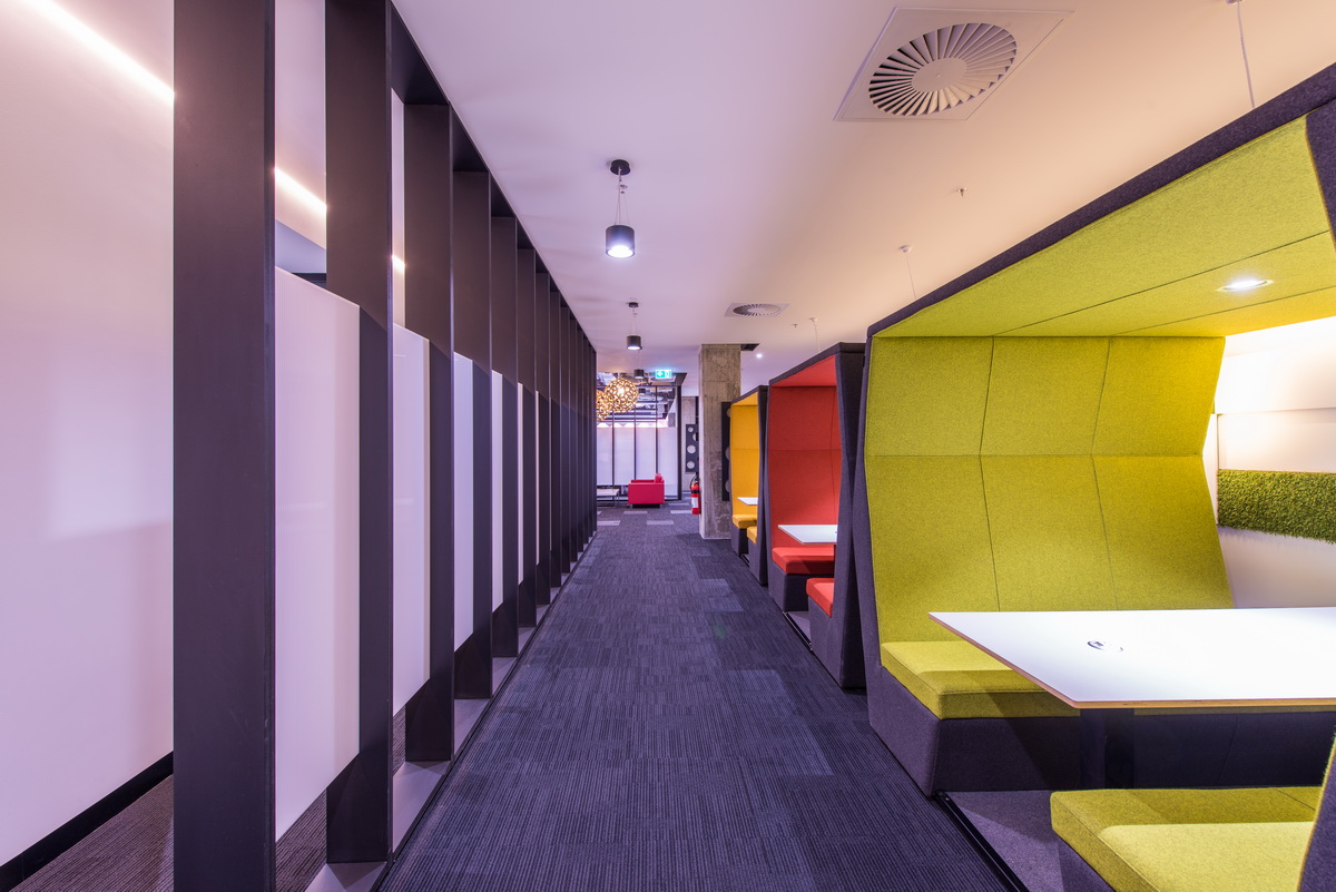 Zedmed Melbourne Office Interior Design Photography