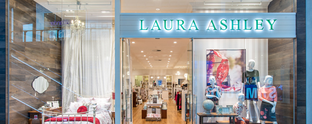 Laura Ashley – Interior Photography