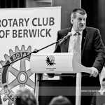 Jeff Kennett at Rotary Berwick Charity Dinner