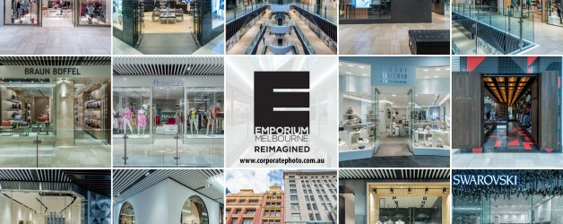 Emporium Melbourne CBD – retail photography