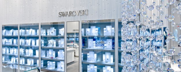 Short movie featuring Swarovski Doncaster // The Westfield shop
