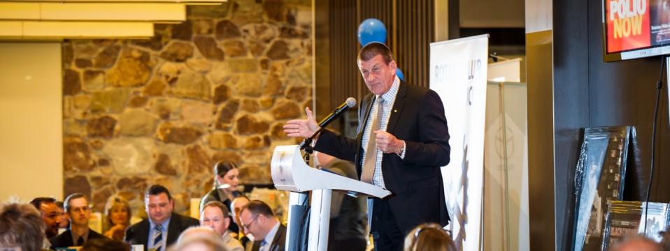 Charity Dinner with Jeff Kennett – Rotary Berwick
