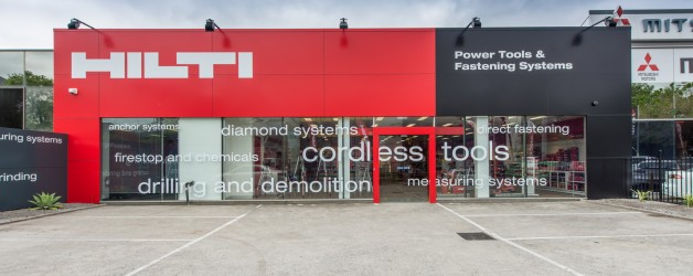 Hilti at South Melbourne :: Architectural photography